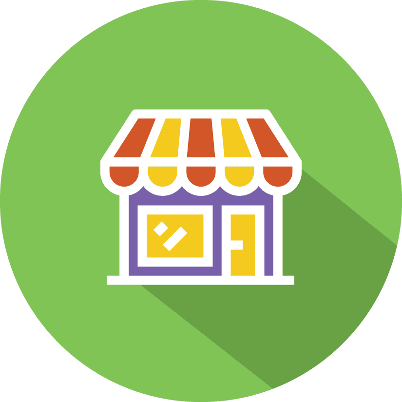 Icon for Merchandising and Catalog Management Features