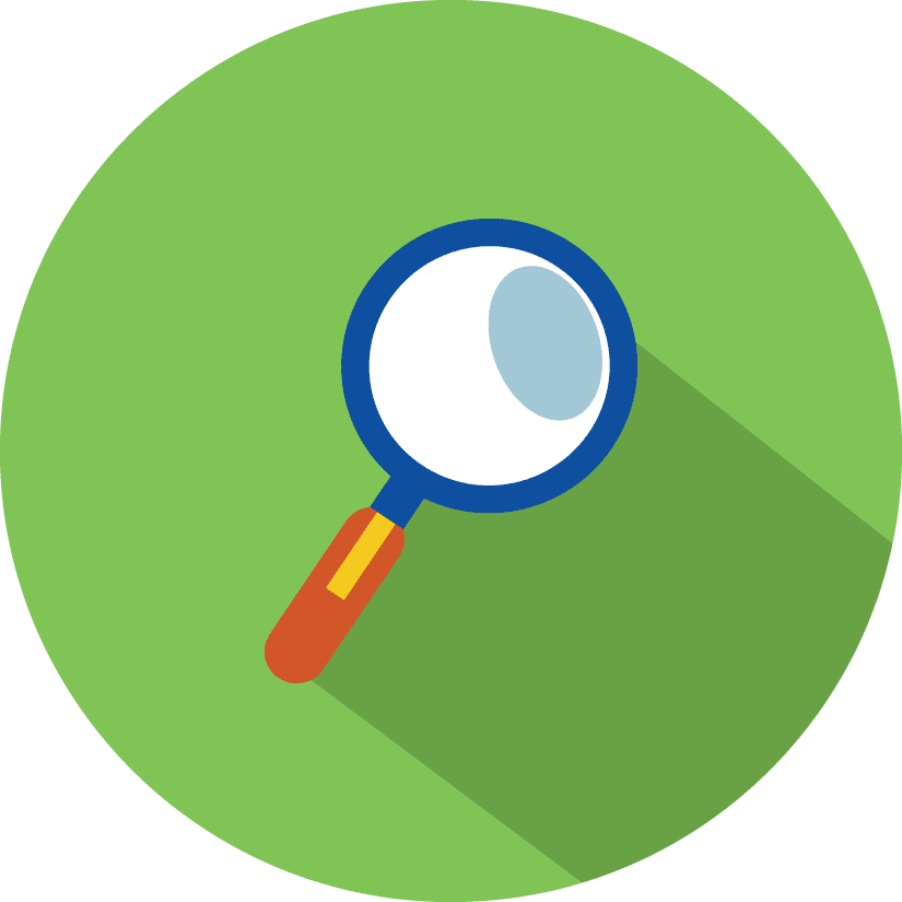 Icon for Site Search Features